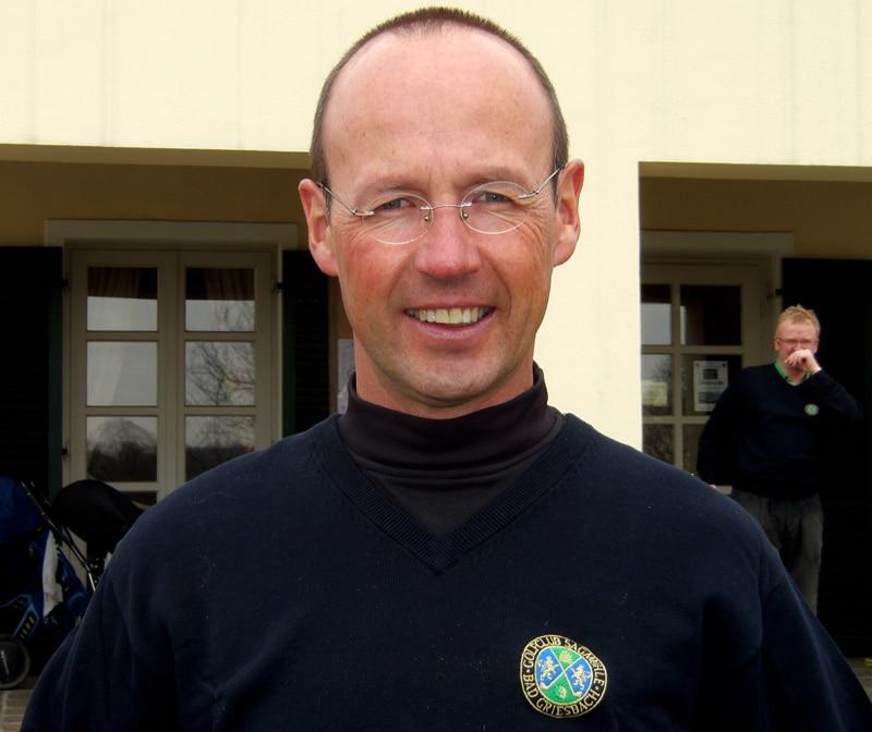 Mathias Probst verlängert PGA Health Pro Lizenz