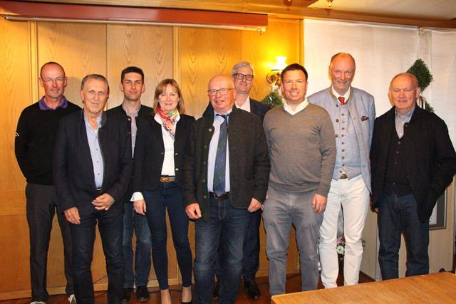 Mitgliederversammlung Golfclub Sagmühle: Vorstand mit drei neuen Mitgliedern