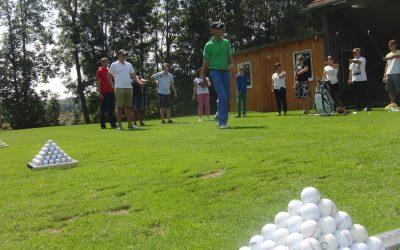 Neu! Gruppentraining für regionale Mitglieder im Golfclub Sagmühle