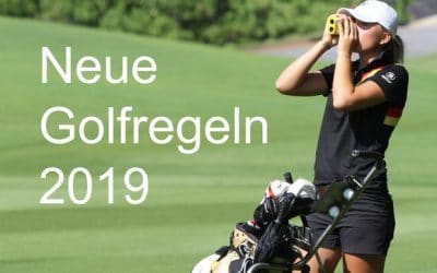 Golfregeln 2019 – Infoabend am Freitag, 26.10.2018 um 18:30 Uhr
