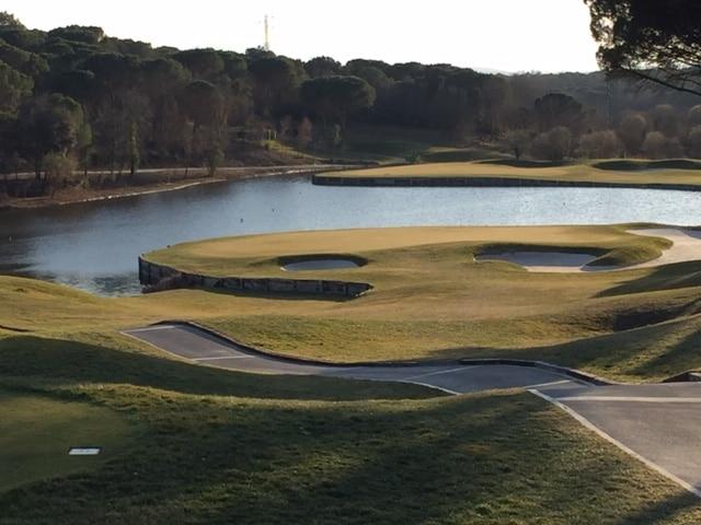 Golf vom Feinsten im PGA Catalunya Golfresort bei Girona