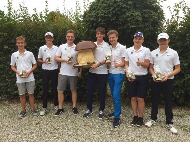 Sagmühler Jugend gewinnt den Dobernigl-Cup 2019!