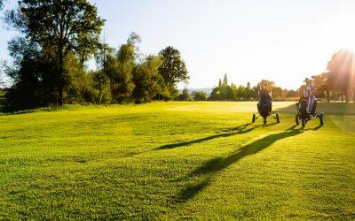 Golfplatz Sagmühle präsentiert sich mit tollen Fairways und guten Grüns