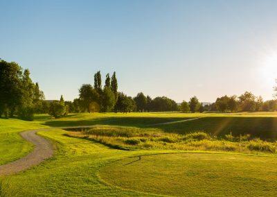 Golfplatz-Sagmuehle