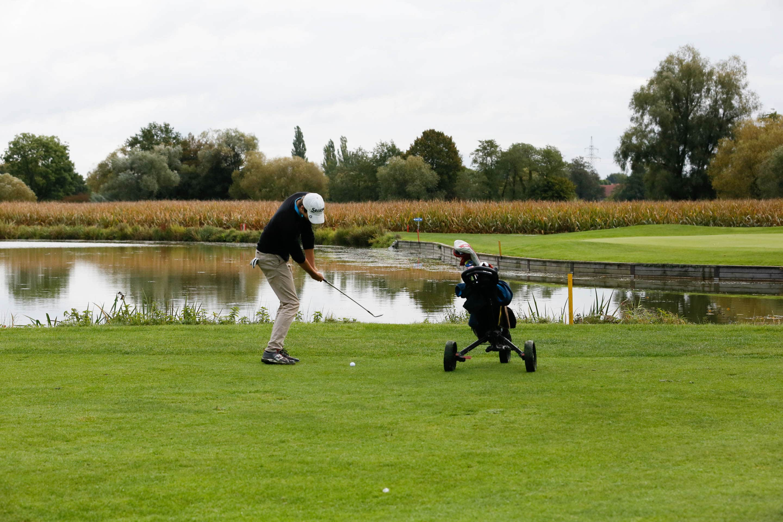 golfspieler griesbach