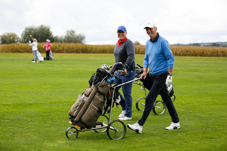 Golfspieler GC Sagmühle