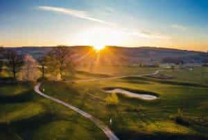 Bella Vista Golfpark, Luftbild