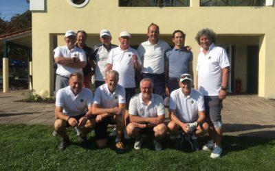 Sagmühler AK 50 Team feiert Aufstieg